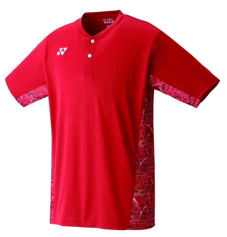 Yonex Men's Shirt - 10232 - Red