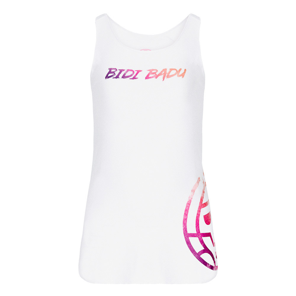 Kiki Basic Girls Tank - White
