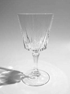 Goblet, Cut Crystal 5.75 oz