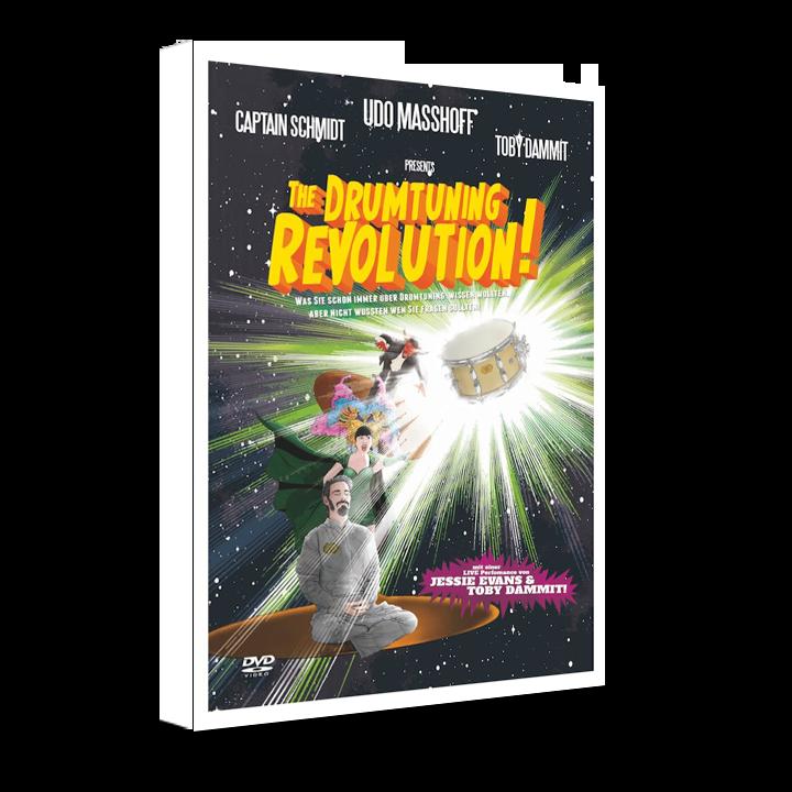 The Drumtuning Revolution [DVD / DEUTSCH]