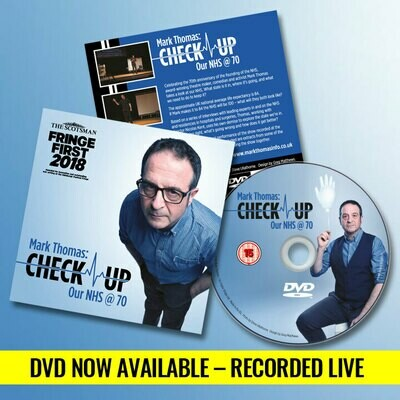 Check-up - Our NHS@70 DVD