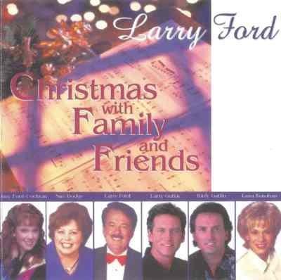 Christmas w/ Family & Friends - CD