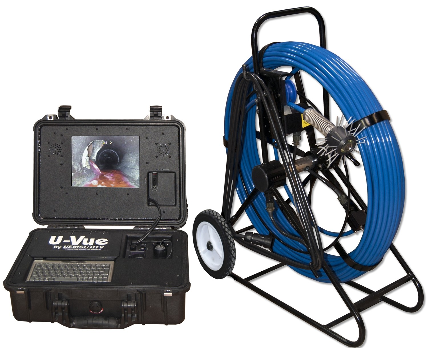 U-Vue™ Color Push Camera Inspection System
