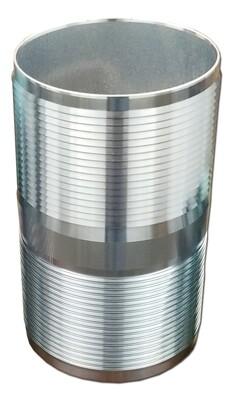 Zinc-Plated Steel Hose Splicers/Menders