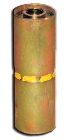 """Piranha® Hose Mender - [5/8"""" Orange 2500 PSI]"""
