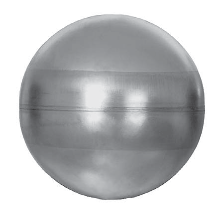 "8"" Super Products® Type Stainless Steel Float Ball"
