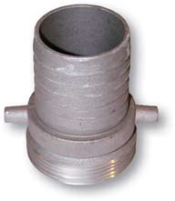 "2 1/2"" Male Coupling"