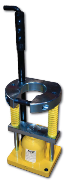 Piranha® Hose Products PHP50 Hydraulic Swage Lateral Hose End Repair Machine