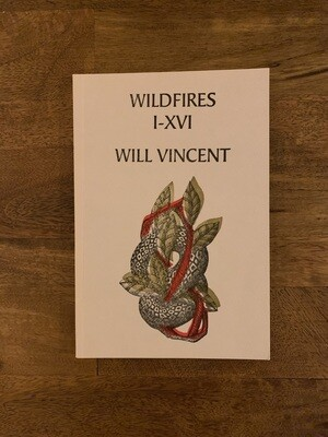 Wildfires I-XVI by Will Vincent