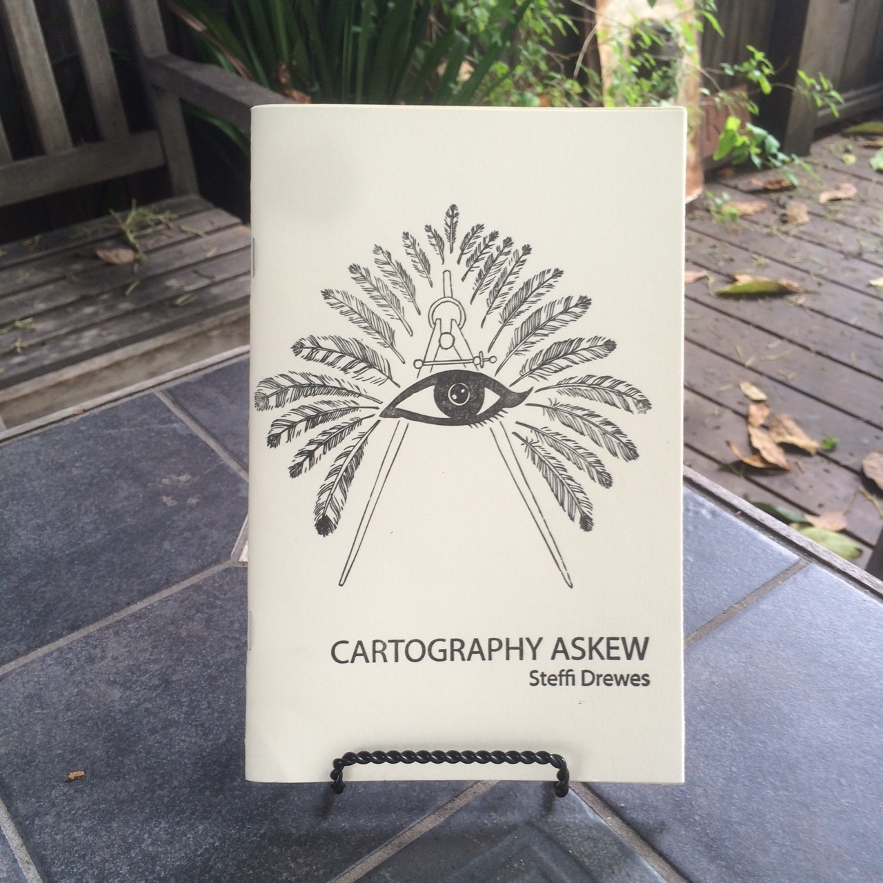 Cartography Askew, by Steffi Drewes