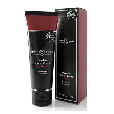 Edwin Jagger Premium Shaving Cream - 75ml