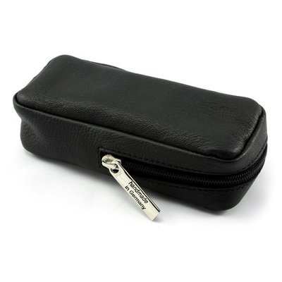 Dovo Leather Travel Case for Safety Razors