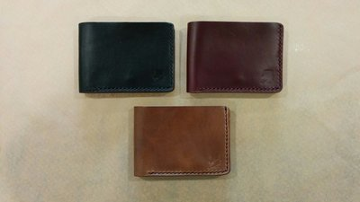 Popov Leather Traditional Billfold Wallets