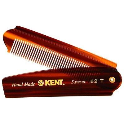 Kent 82T Folding Pocket Comb
