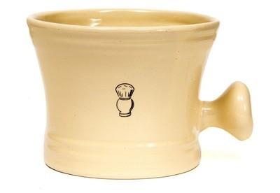 Classic Apothecary Style Shaving Mugs