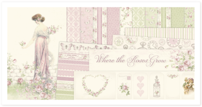 PION DESIGN Where the Roses Grow - Click to Select