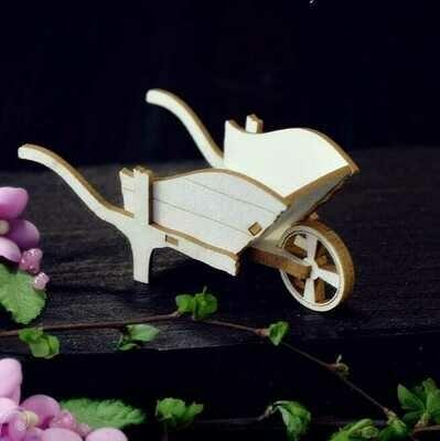 3D Wheelbarrow
