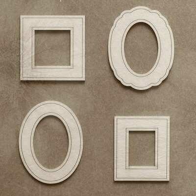 Mini Picture Frame Set