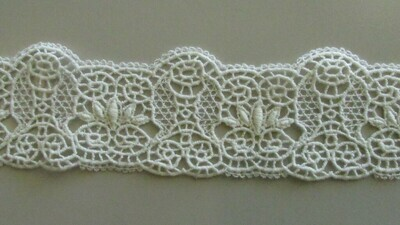 Pillar Lace - Cream