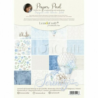 Serenity Basics Paper Pad