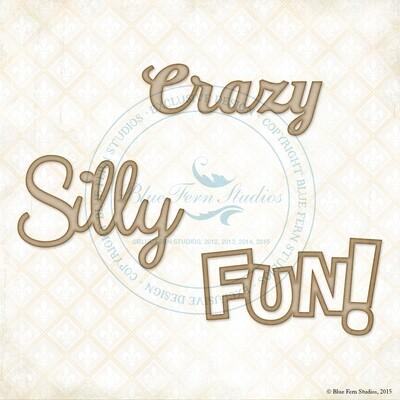 Crazy, Silly, Fun