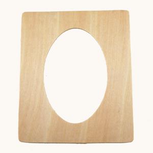 Wooden Cuttlebug Spacer