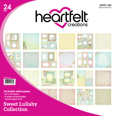 Sweet Lullaby Paper Collection