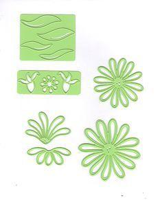 Lea'bilities Multi Die - Flower 9 Chrysanthemum
