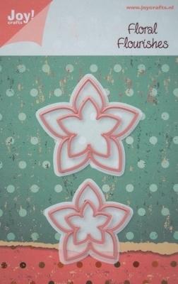 Floral Flourish 2 die set
