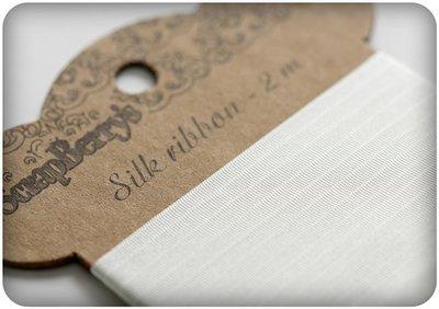 Silk - White