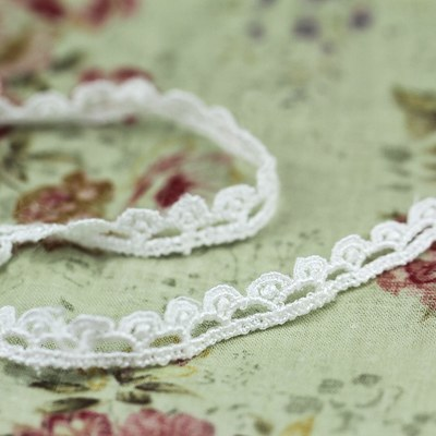 Seashell Lace - 8mm