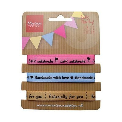 Marianne Design Party Ribbon