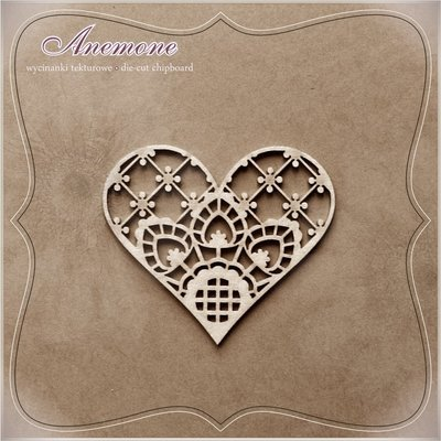 Heart with a Doily 2