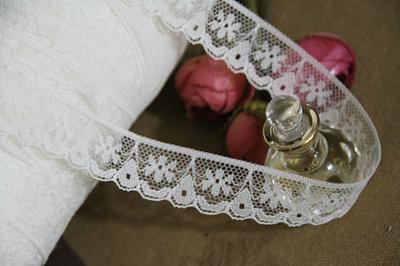 White Flower Milk Lace