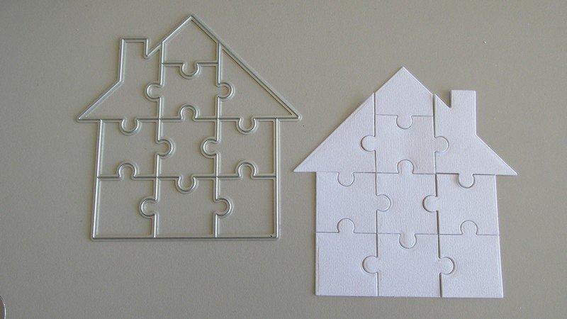 Jigsaw House die