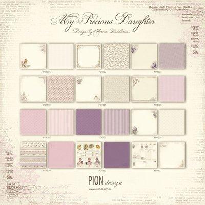 PION DESIGN My Precious Daughter - Click to Select