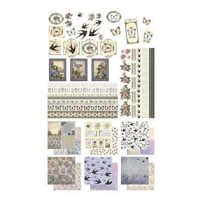 Rambling Rose Collection - Cardmakers set