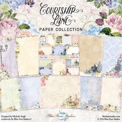 BLUE FERN STUDIOS Courtship Lane 12x12 - Click to select