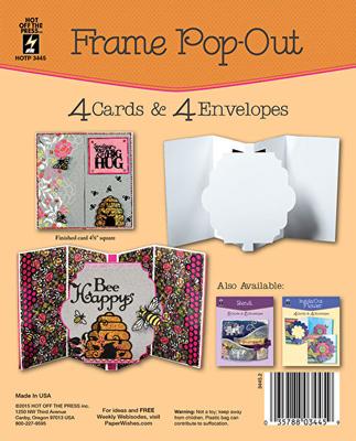 Frame Pop-Out Card Set