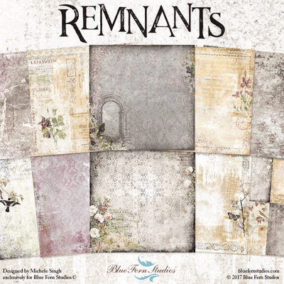 BLUE FERN STUDIOS  Remnants 12x12 - Click to Select