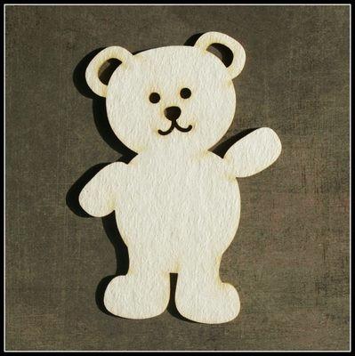Teddy Bear Standing