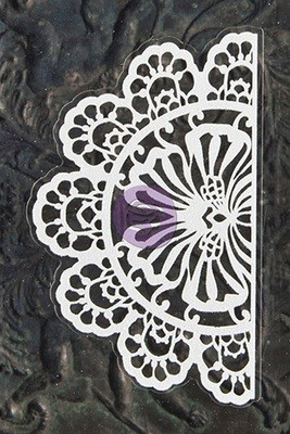 Prima Doily Lace Sticker 4