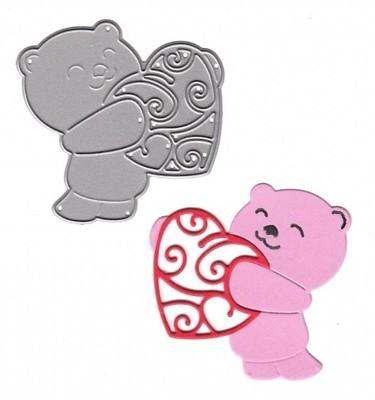 Heartfelt Bear