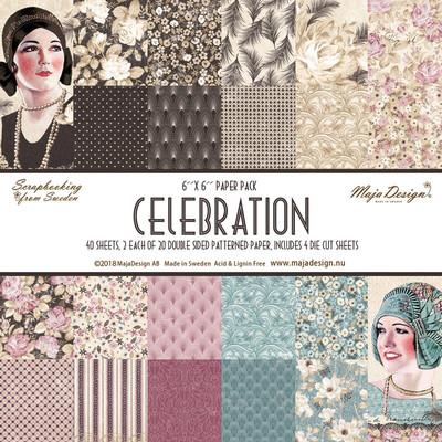 Celebration 6x6 Paper Pack