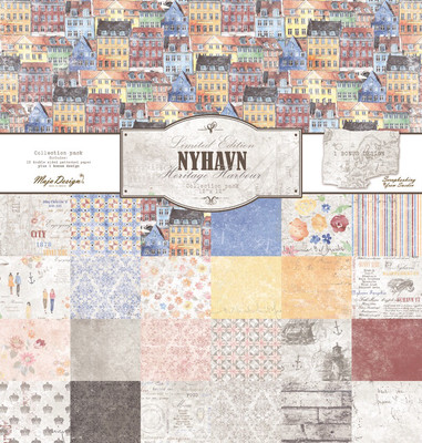 Nyhavn Collection Pack