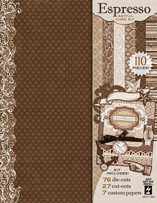 Espresso Artful Card Kit