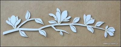 Lg Magnolia Twig