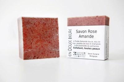 Savon ROSE AMANDE