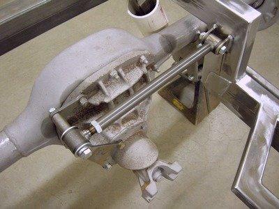 Rear Panhard Kit for 8