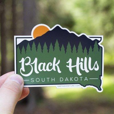 Black Hills Magnet